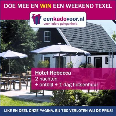Win een spetterend weekendje Texel!