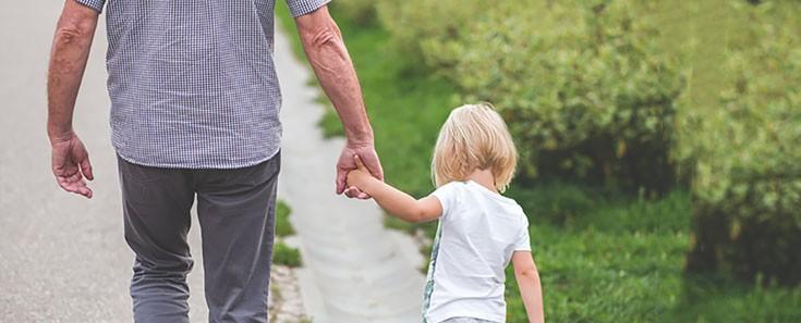 Weekendje opa en oma
