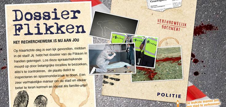 Review: CityGoose Dossier Flikken Den Haag