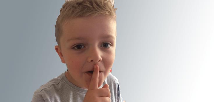 Kun jij een geheimpje bewaren?