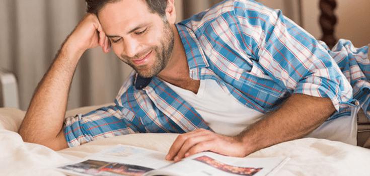 Tien tijdschriften die vaders graag willen lezen