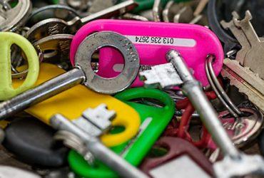 Nooit meer je sleutels kwijt dankzij deze sleutelhangers