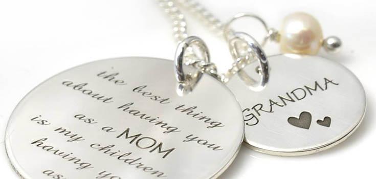 Mooie sieraden voor moeders