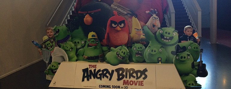 angry birdsfilm