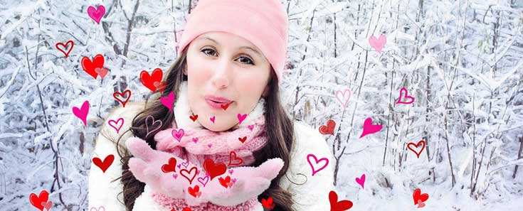 Wie krijgen de meeste Valentijnscadeaus?