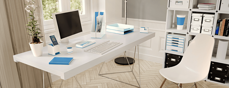 Leitz WOW Desk Organiser