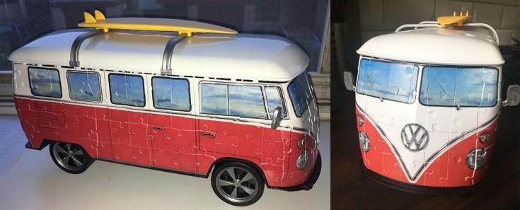 volkswagenbus 3D